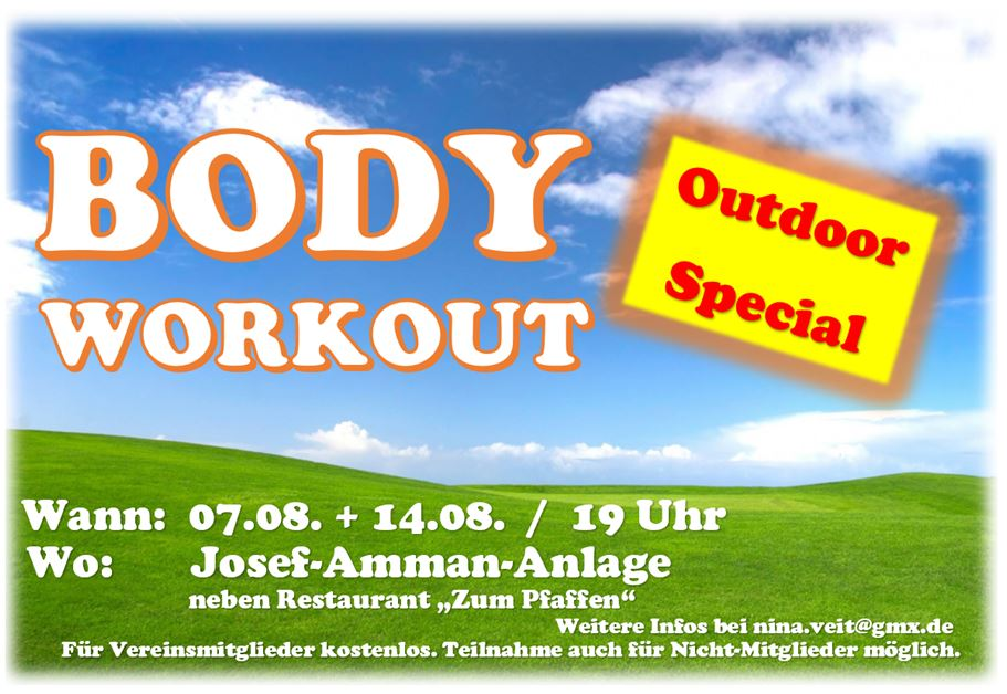 BodyWorkout Outdoor